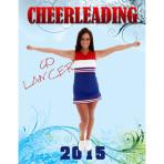 Cheerleading Fancy Swirls