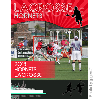 Lacrosse book design templates sports program printing for Sports program template free